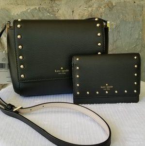 kate spade avva crossbody with dina wallet